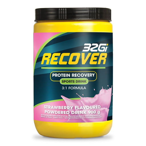 32Gi Sports Nutrition 32Gi Protein Recover Strawberry, 900g 6009803683100 168744