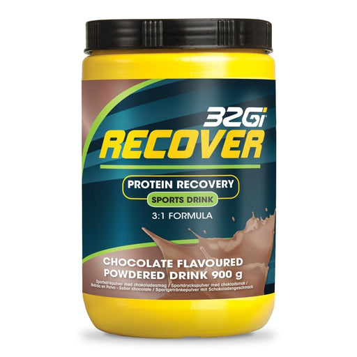 32Gi Sports Nutrition 32Gi Protein Recover Chocolate, 900g 6009803683094 170637