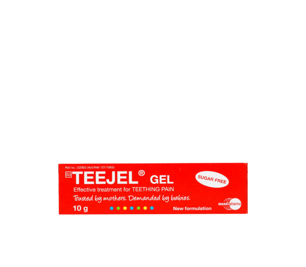 Teejel Teething Gel, 10g