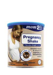 Mom2B Pregnancy Shake, 400g, Various Flavours