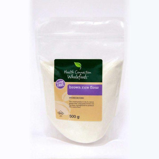 Health Connection Health Health Connection Brown Rice Flour 500g 6009614730079 176027