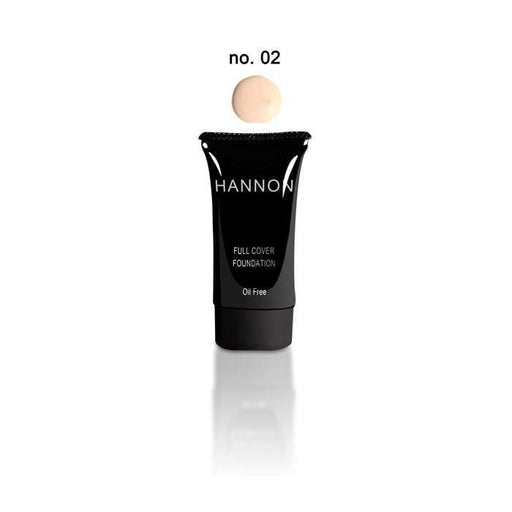 Hannon Full Cover Liquid Foundation No.2