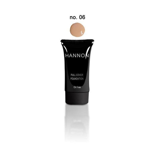 Hannon Full Cover Liquid Foundation No.6