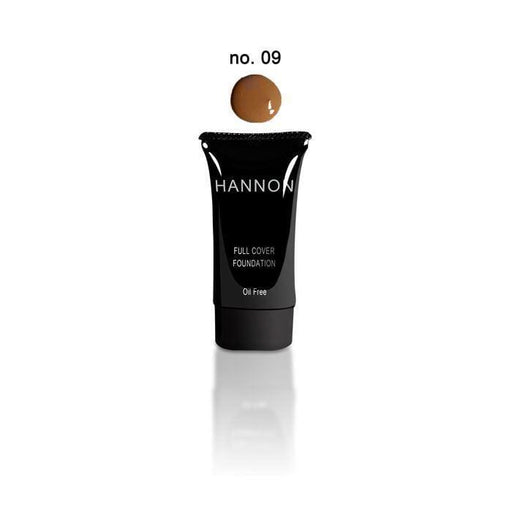 Hannon Full Cover Liquid Foundation No.9