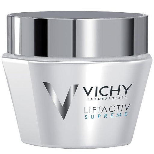 Vichy Liftactiv Supreme Progressive Anti-Wrinkle & Firmness Correcting Care 50ml – Dry to Very Dry Skin- Paraben free