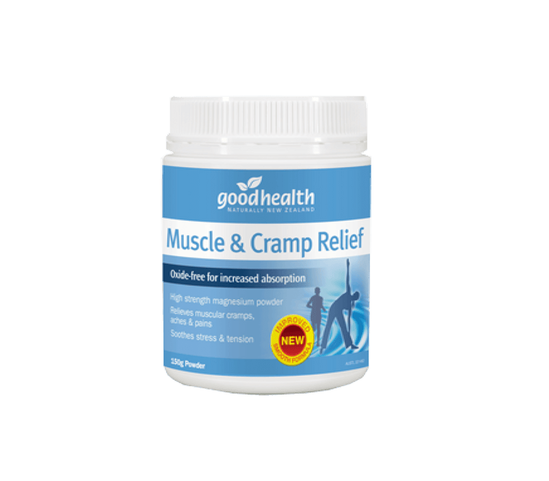Mopani Pharmacy Good Health Good Health Muscle & Cramp Relief, 150g 9400569017968 178521