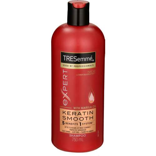 Mopani Pharmacy Toiletries TRESemme Shampoo Keratin Smooth, 750ml 6001087354417 180059