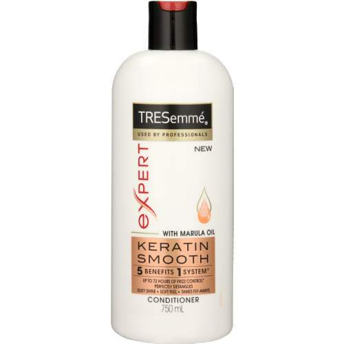 Mopani Pharmacy Toiletries TRESemme Conditioner Keratin Smooth, 750ml 6001087354424 180061