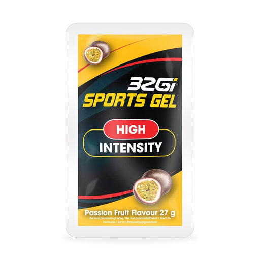 32Gi Sports Nutrition 32Gi Gel Passion Fruit, 27g 6009803683292 181640