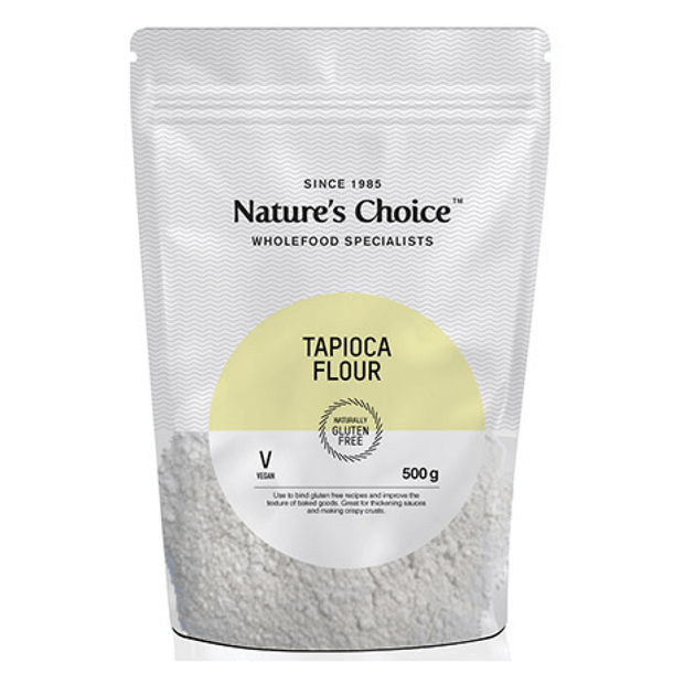 Nature's Choice Tapioca Flour, 500g