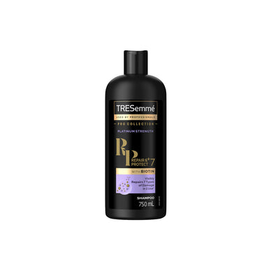 Mopani Pharmacy Toiletries TRESemme Shampoo Platinum Strength, 750ml 6001087361750 186338