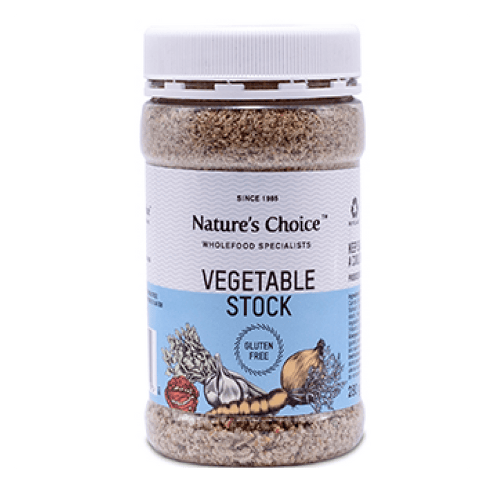 Mopani Pharmacy Health Foods Nature's Choice Vegetable Stock, 280g 6007732000715 188114