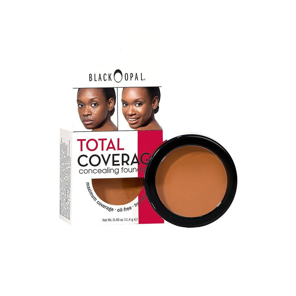 Black Opal Beauty Black Opal Total Coverage Concealing Foundation, Truly Topaz 27811026487 190248