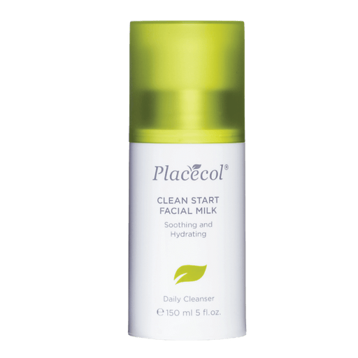 Placecol Clean Start Facial Milk, 150ml