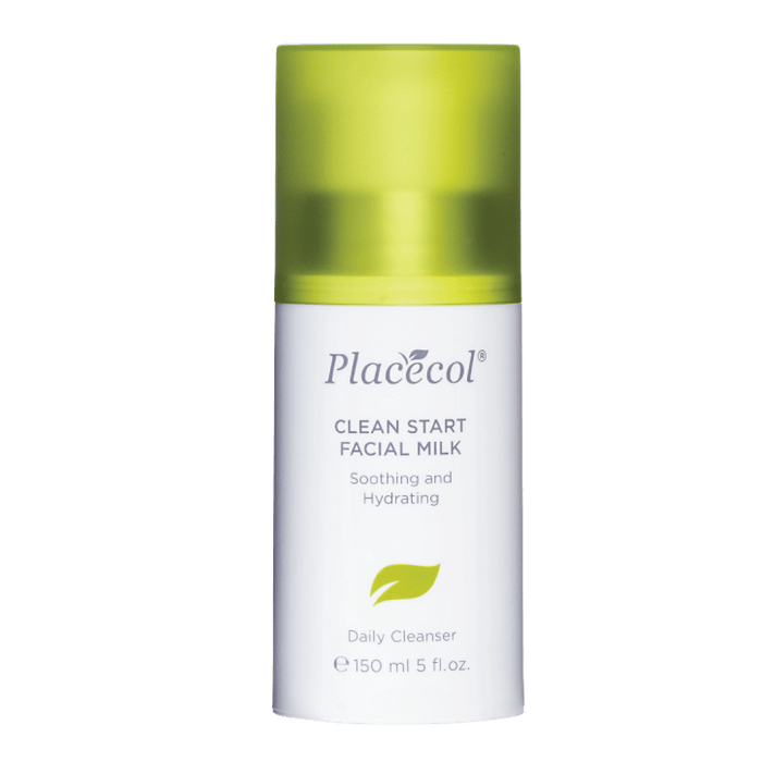 Placecol Cosmetics Placecol Clean Start Facial Milk, 150ml 6009695083378 191416