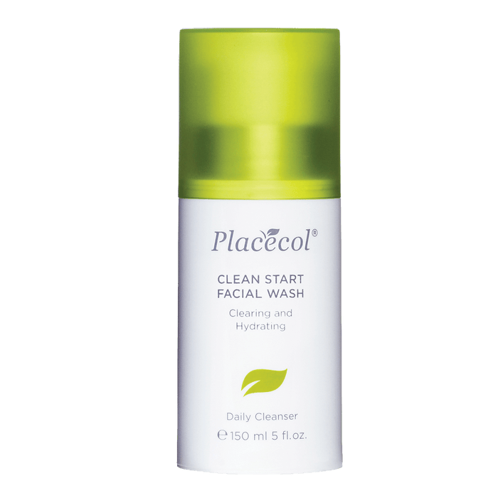 Placecol Cosmetics Placecol Clean Start Facial Wash, 150ml 6009695083385 191420