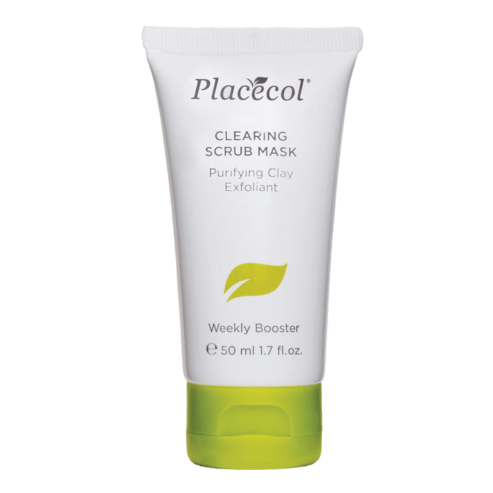 Placecol Cosmetics Placecol Clearing Scrub Mask, 50ml 6009695083569 191479