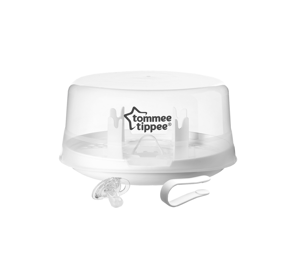Load image into Gallery viewer, Tommee Tippee Baby Tommee Tippee Microwave Steriliser 5010415236104 193853
