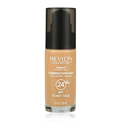Revlon Beauty Revlon Colorstay Makeup Foundation, Toast 010 6004044082019 196545