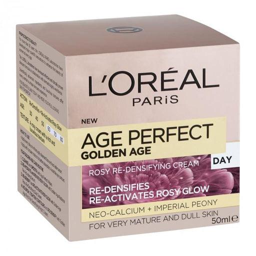 LOreal Beauty L'Oreal Age Perfect Golden Age Rosy Day Cream, 50ml 3600523216086 196588