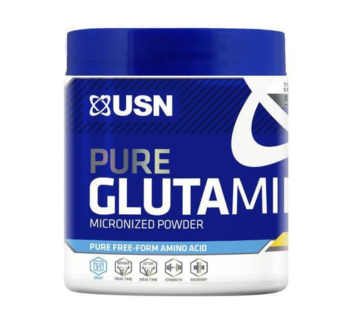 USN Pure Glutamine Micronized Powder, 125g