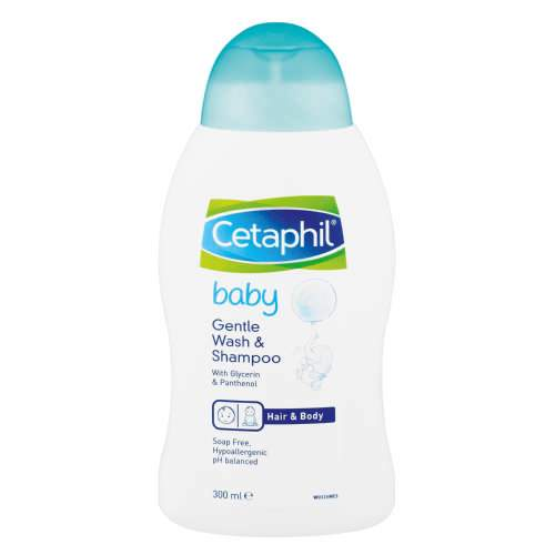 Mopani Pharmacy Baby Cetaphil Baby Gentle Wash & Shampo 300ml 7613035392878 197489