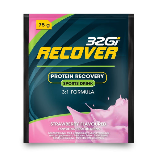 32Gi Sports Nutrition 32Gi Protein Recover Strawberry Sachets, 1's 6009803683155 198216