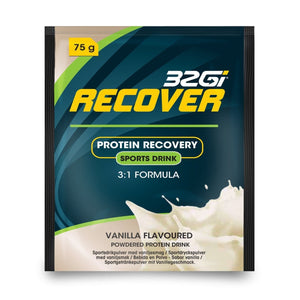 Load image into Gallery viewer, 32Gi Sports Nutrition 32Gi Protein Recover Vanilla Sachets, 1's 6009803683162 198217