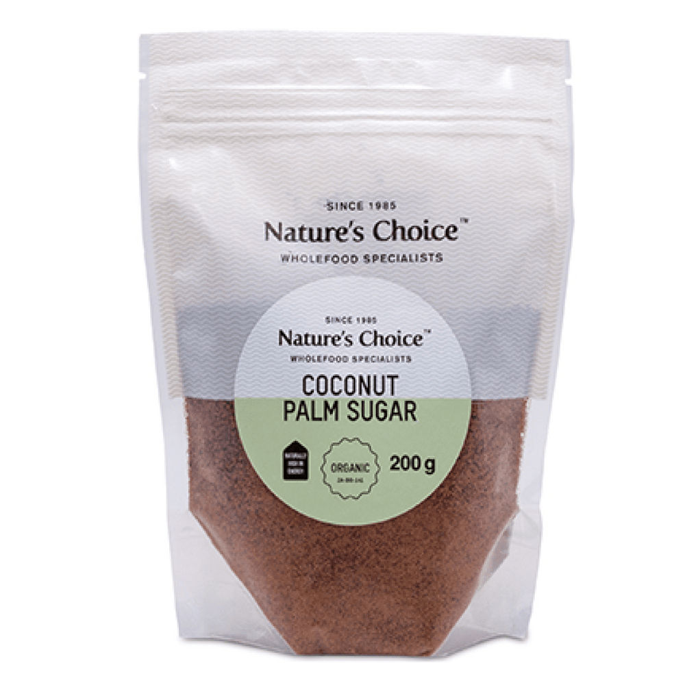 Mopani Pharmacy Health Foods Nature's Choice Coconut Palm Sugar, 200g 6007732024315 207621