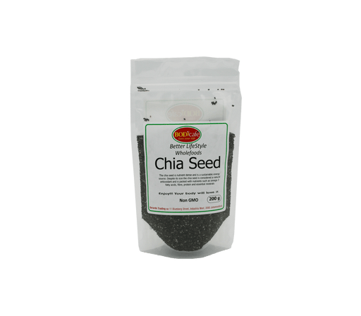 Bodicafe Better Lifestyle Chia Seeds, 200g