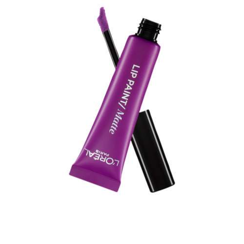 Loreal Beauty L'Oreal Infallible Matte Lip Paint 207 Wuthering Purple 3600523348022 214069