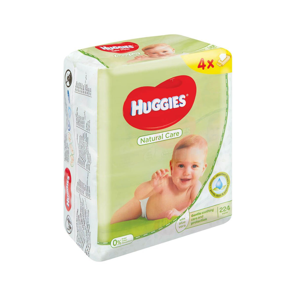 Mopani Pharmacy Baby Huggies Newborn Baby Wipes 64's 5029053550183 214152