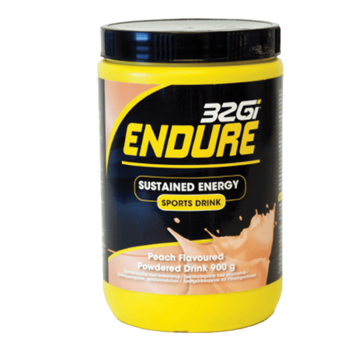 32Gi Endure Sustained Energy Sports Drink Peach, 900g