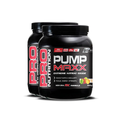 Pro Nutrition Pump Maxx Tropical Punch, 800g