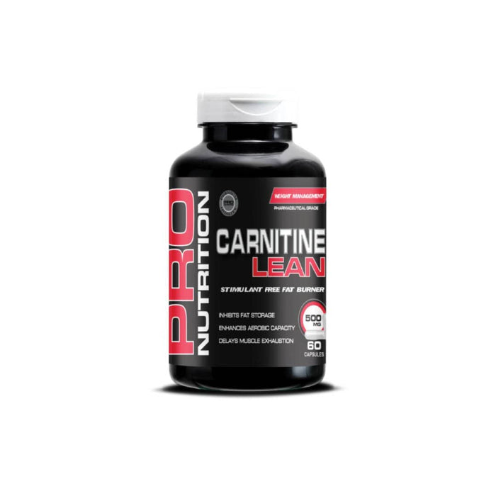 Pro Nutrition Carnitine Lean Caps, 60's