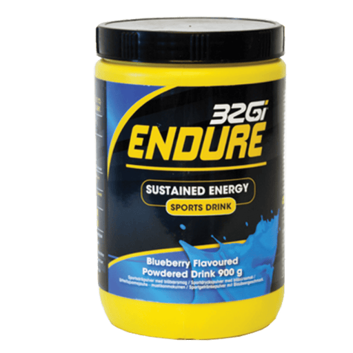 32Gi Sports Nutrition 32Gi Endure Sustained Energy Sports Drink Blueberry, 900g 6009803683773 217657