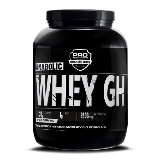 Pro Nutrition Sports Nutrition Pro Nutrition Anabolic Whey GH, Strawberry 6009835020522 218675