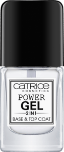 Catrice Beauty Catrice Power Gel 2in1 Base & Top Coat 4251232284485 219464