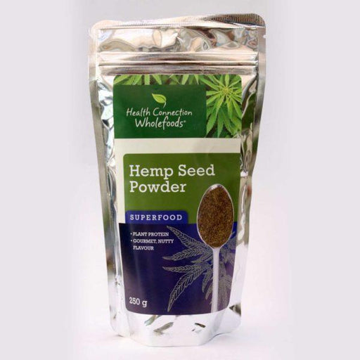 Health Connection Health Health Connection Hemp Seed Powder 250g 6009614733940 223145