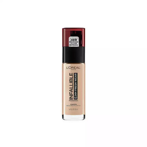 L'Oreal Beauty L'Oréal Infallible 24H Fresh Wear Foundation 220 Sand 3600522690344 223285