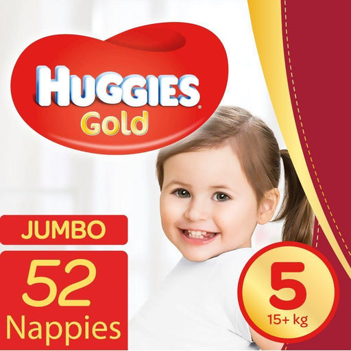 Huggies Gold Size 5 52's