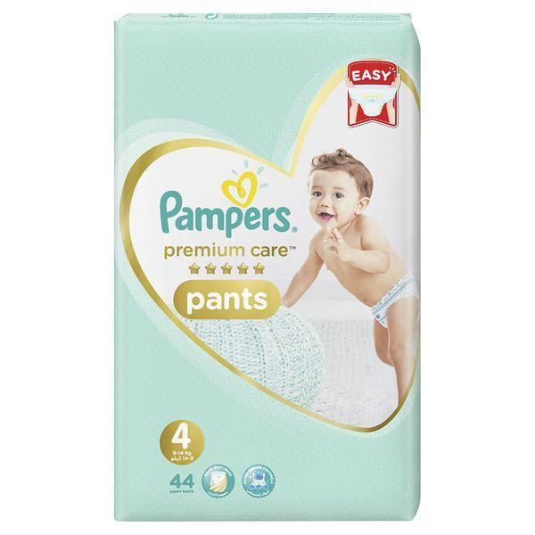 Pampers Premium Care Pants 4, 44's