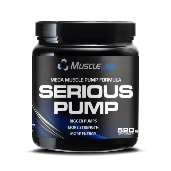 Pro Nutrition Serious Pump Assorted, 520g