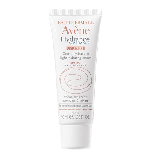 Avene Hydrance Optimale UV Riche Hydrating Cream SPF20, 40ml