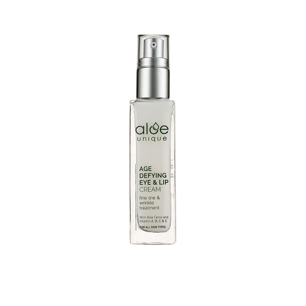 Aloe Unique Age Defying Eye & Lip Cream, 30ml