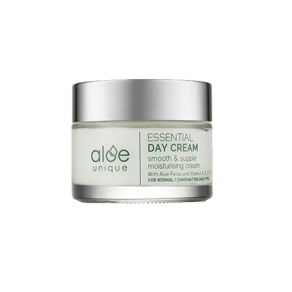 Aloe Unique Beauty Aloe Unique Essential Day Cream, 50ml 700371610104 229239