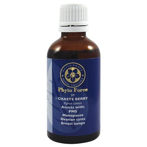 Mopani Pharmacy Health Phyto Force Chaste Berry, 50ml 6009668190287 229650