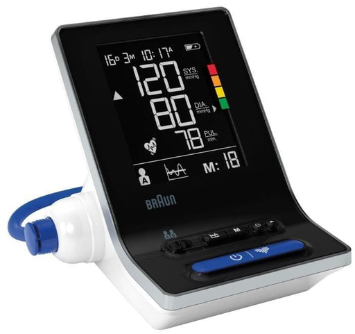 Braun Bua6150 Upper Arm Blood Pressure Monitor