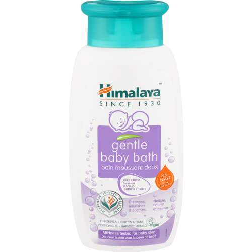 Himalaya Green Gram Gentle Baby Bath 200 ml