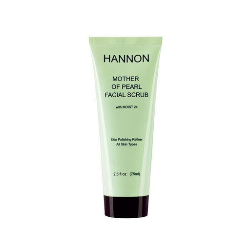 Hannon Mother of Pearl Facial Scrub, 75ml